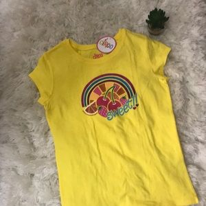 Other - NEW YELLOW GIRLS T-SHIRT